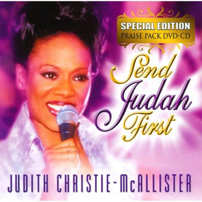 Send Judah First (special Edition) (inciudes Dvd)