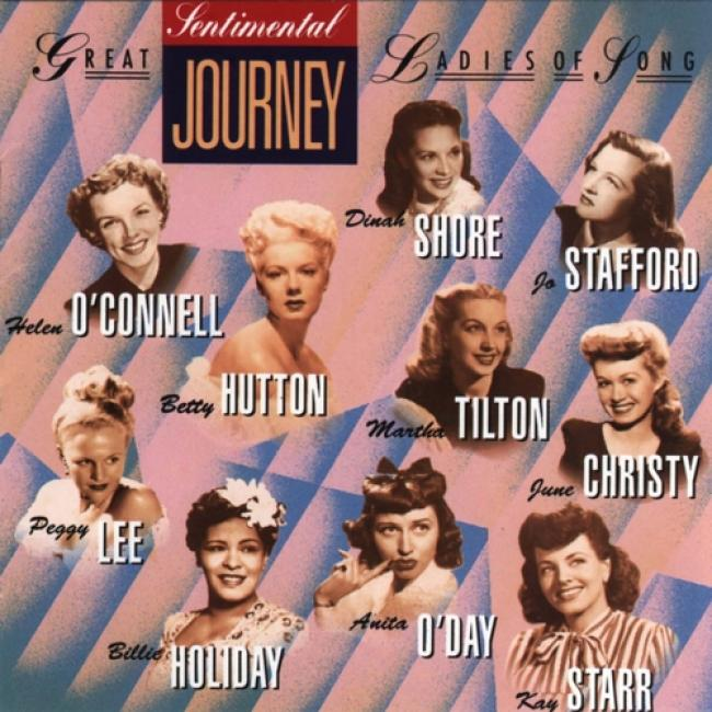 Sentimental Journey: Capitols Great Ladies Of Song