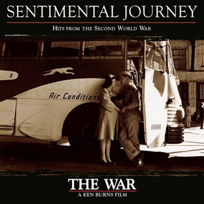 Sentimental Journey: Hits From The Second World Art of ~ Soundtrack