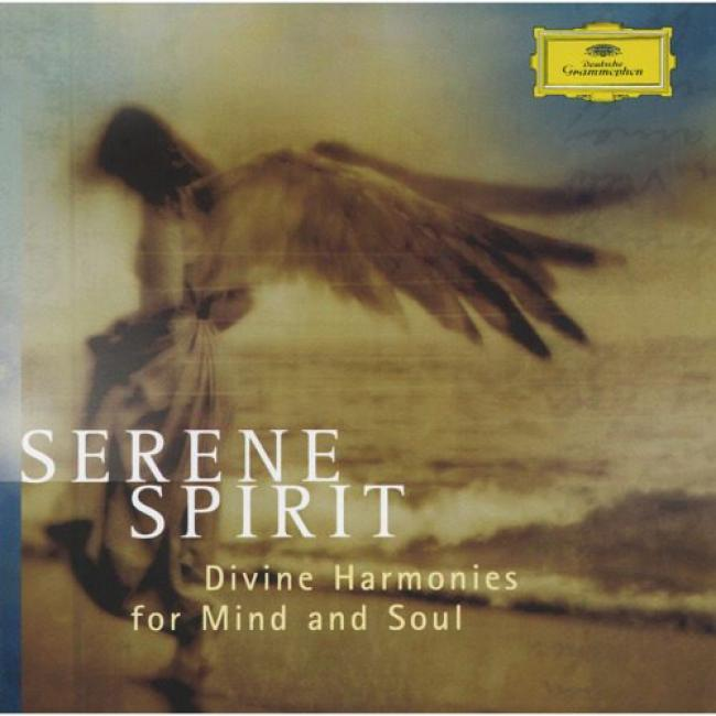 Serene Spiri: Divine Harmonies For Mind And Soul (2cd)