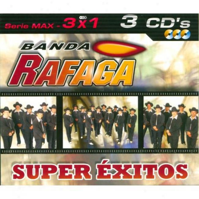 Serie Max: 3 X 1 - Super Exitos (3 Disc Box Set)