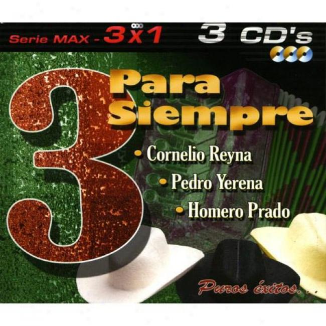 Serie Max: 3x1 - Para Siempre (3 Disc Box Set)