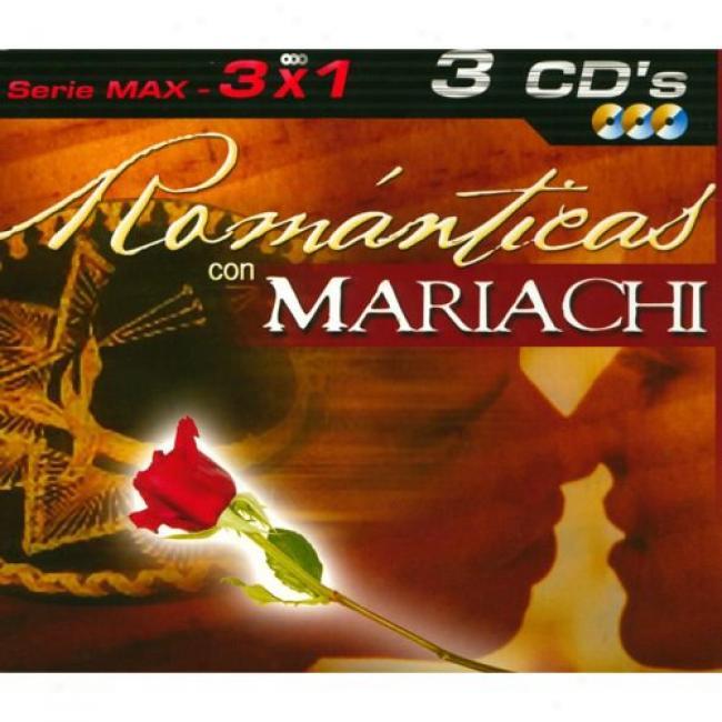 Serie Max: 3x1 -R omanticas Con Mariachi (3 Disc Box Set)