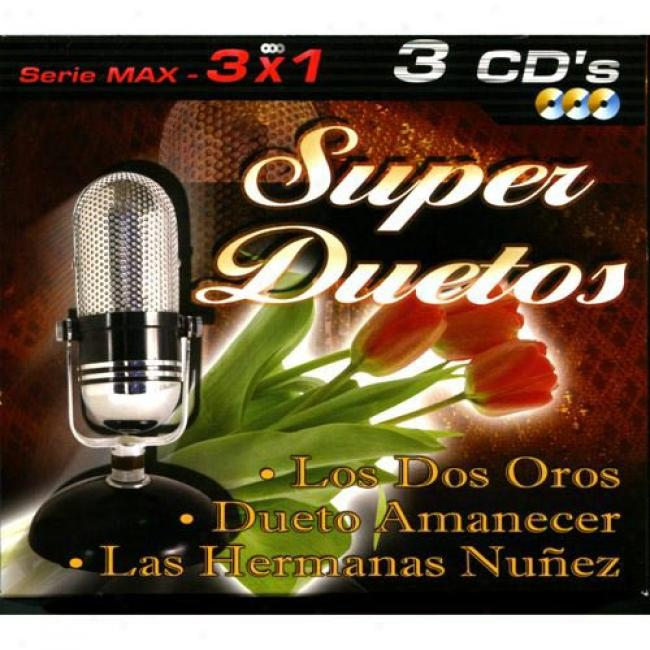 Serie Max: 3x1 - Super Duetos (3 Disc Box Set)