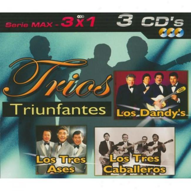 Serie Max: 3x1 - Trios Trinfantes (3 Disc Box Set)