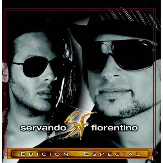 Servando Y Florentino (special Edition) (includes Dvd)