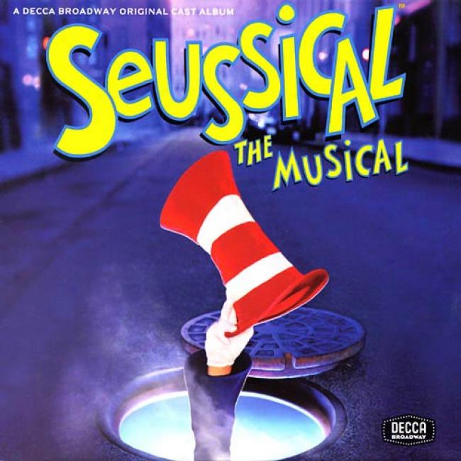 Seussical The Musical Soundtrack (cd Slipcase)