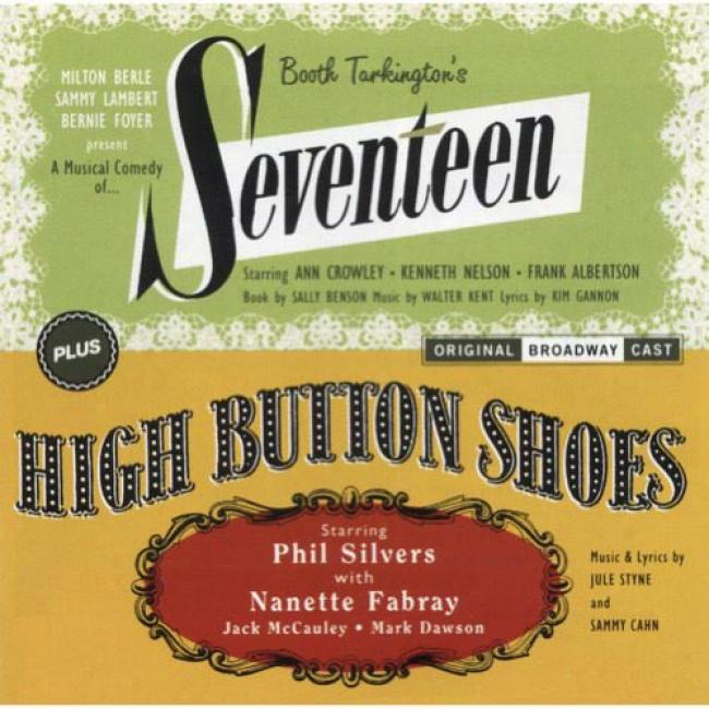 Seventeen/high Button Shoes Soundtrack (remaster)