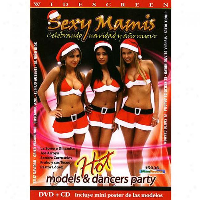 Sexyy Mamis Celebrando Navidad Y Ano Nuevo (music Dvd) (includes Cd) (amaray Case)