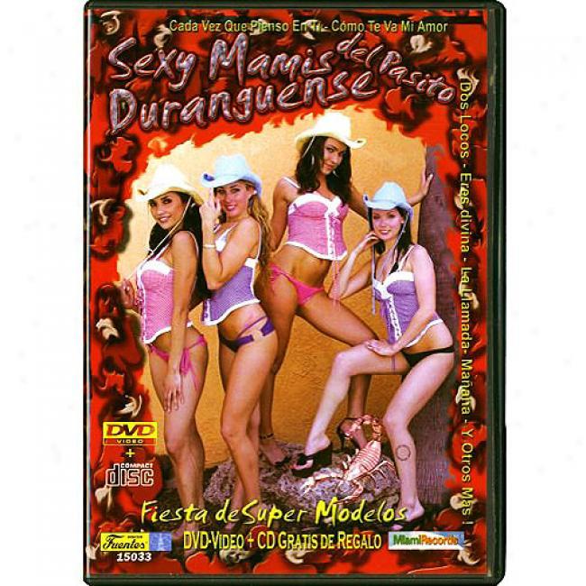 Sexy Mamis Del Pasito Duranguense (music Dvd/cd) (amaray Case)