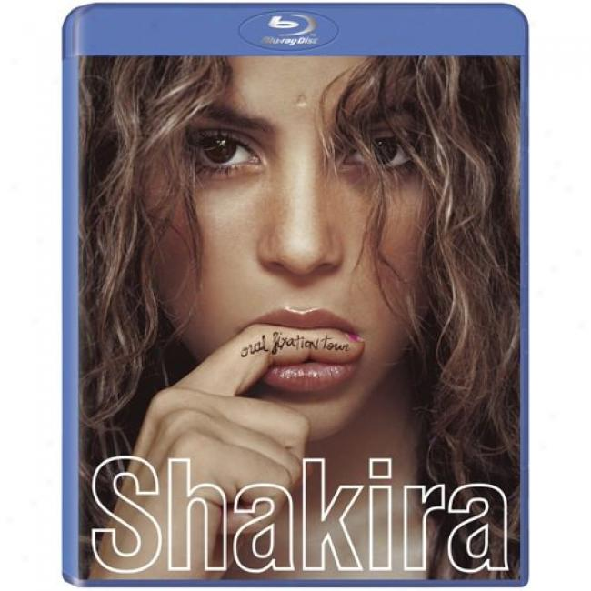 Shakira Oral Fixation (2 Discs Music Blu-ray) (bd Amaray Case)