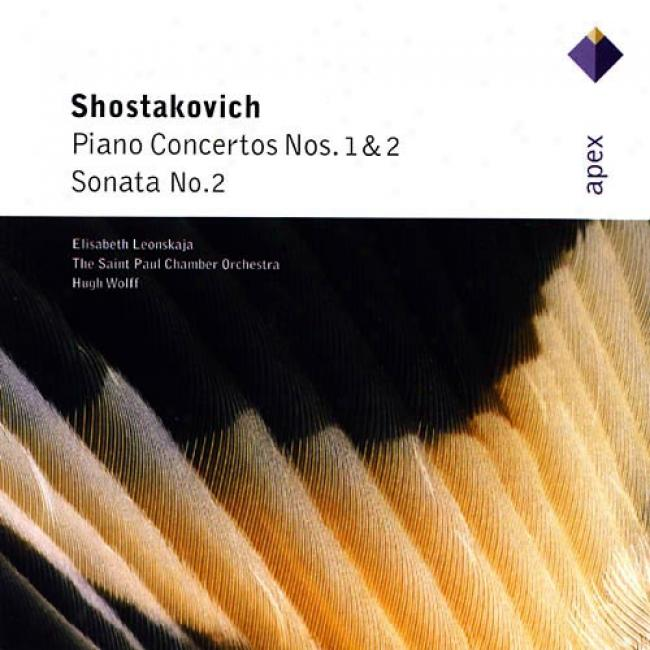 Shostakovich: Piano Concertos Nos.1 & 2/piano Sonata No.2