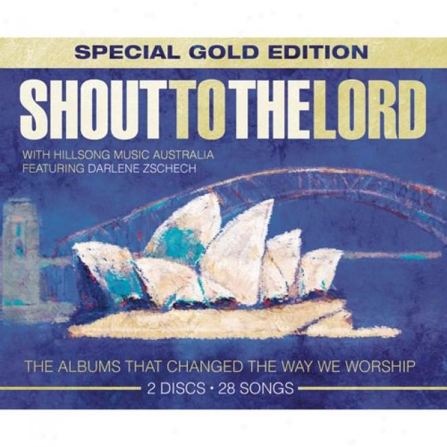 Shout To The Lord (special G0ld Edition) (2 Disk Box Set)