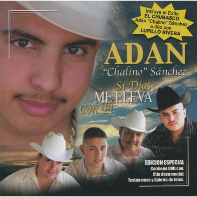Si Dios Me Lleva Con El (special Edition) (includes Dvd)