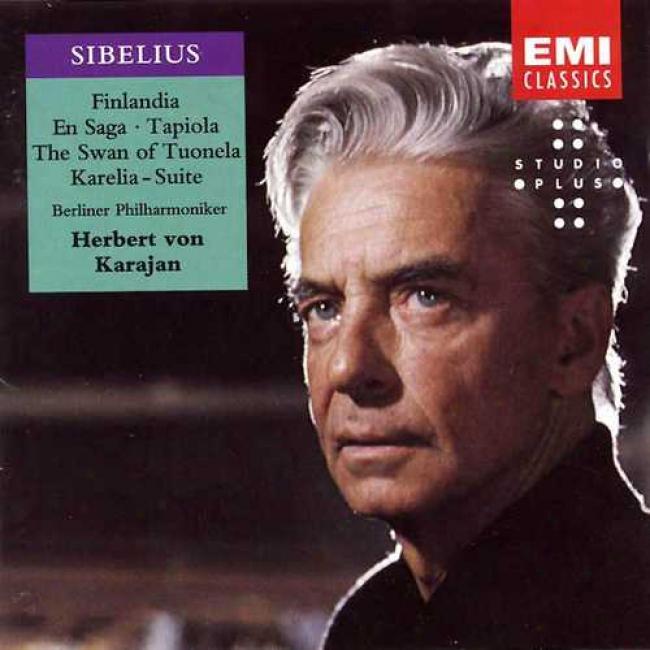 Sibeelius: Finlandia/karelia Suite, Etc. (remaster)