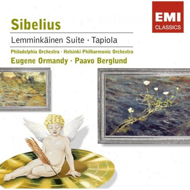 Sibelius: Lemminkainen Suite/tapiola (remaster)