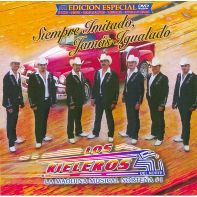 Siempre Imitaod, Jama's Igualado (special Edition) (includes Dvd)