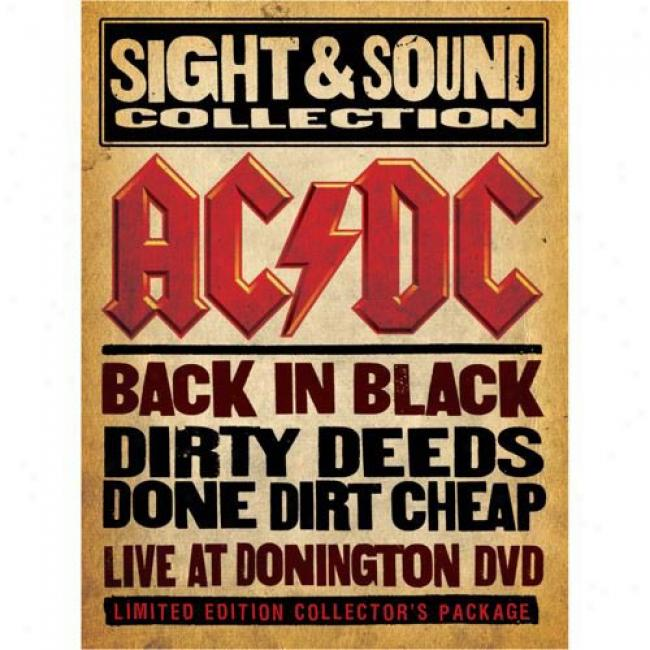 Sight & Sound Collection (limited Edition) (2 Disc Box Set) (includes Dvd) (wal-mart Exclusive)
