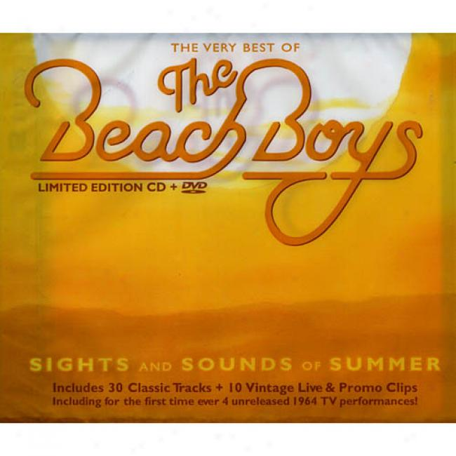 Sights & Sounds Of Summer (limited Edition) (includes Dvd)