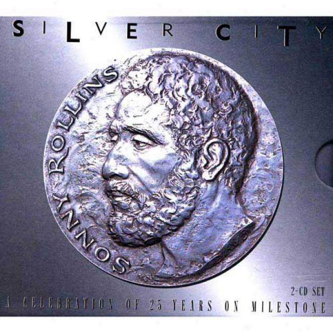 Silver City: A Celebration Of 25 Years On Milestone (box Set)