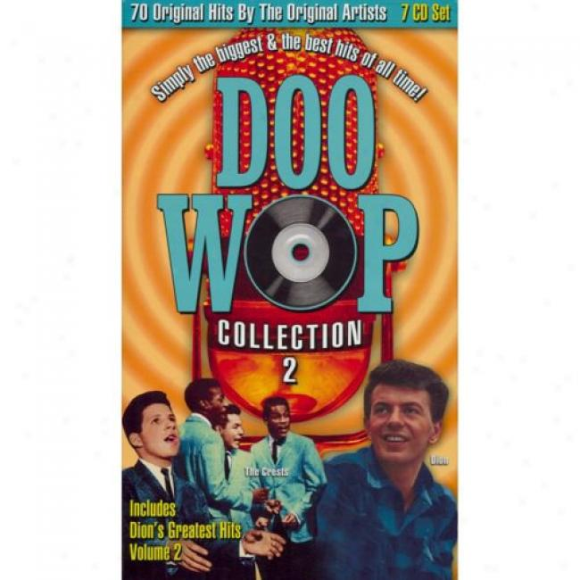 Simply The Best Doo Wop Collection, Vol.2 (7 Disc Box Set)