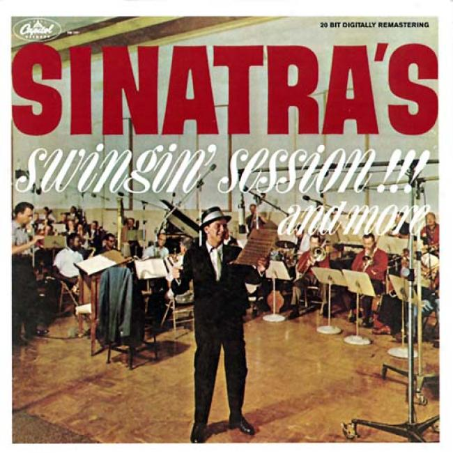 Sinatra's Swingin' Session!!! And More (remaster)
