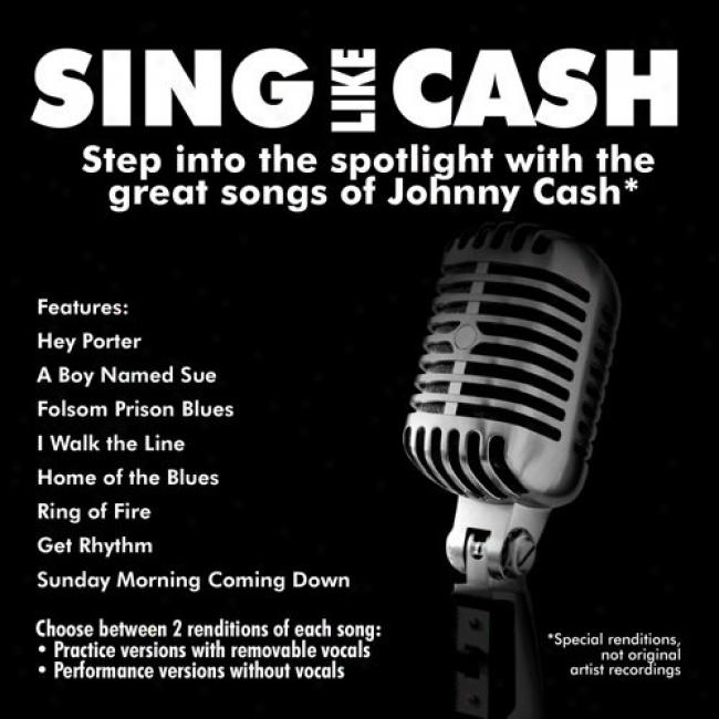 Carol Like Cash: Perform The Songs Of Johnny Cash