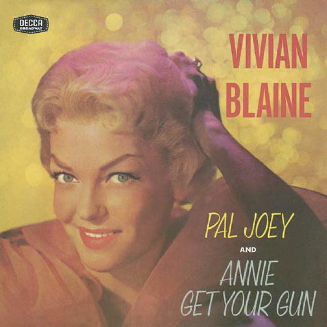 Singgs Selections From Pal Joey And Annie Get Your Gun