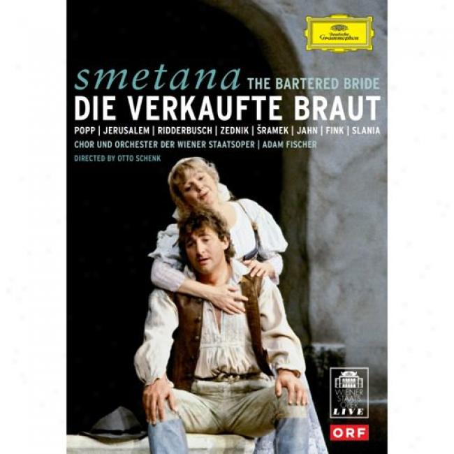 Smetana: Die Verkauft Braut (the Bartered Bride) (Melody Dvd) (amaray Case)