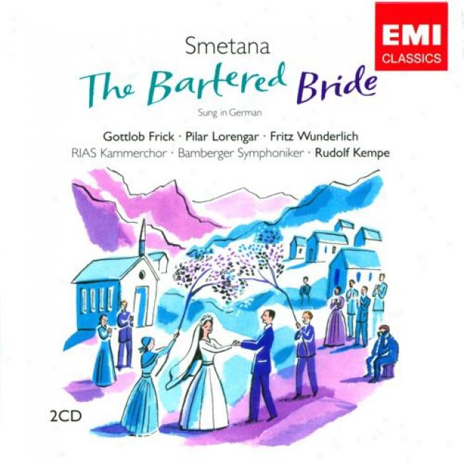 Smetana: The Bartered Bride (2 Disc Box Set) (remaster)