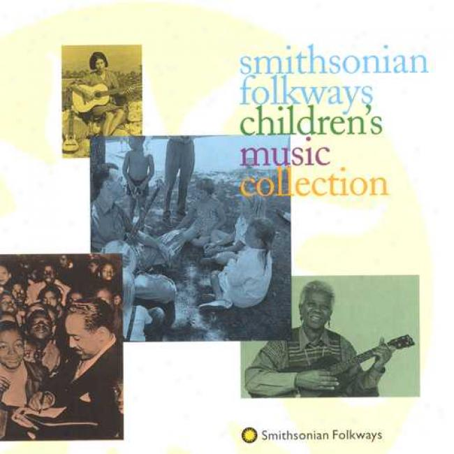 Smithsonian Folkways Children's Musix Collectoin