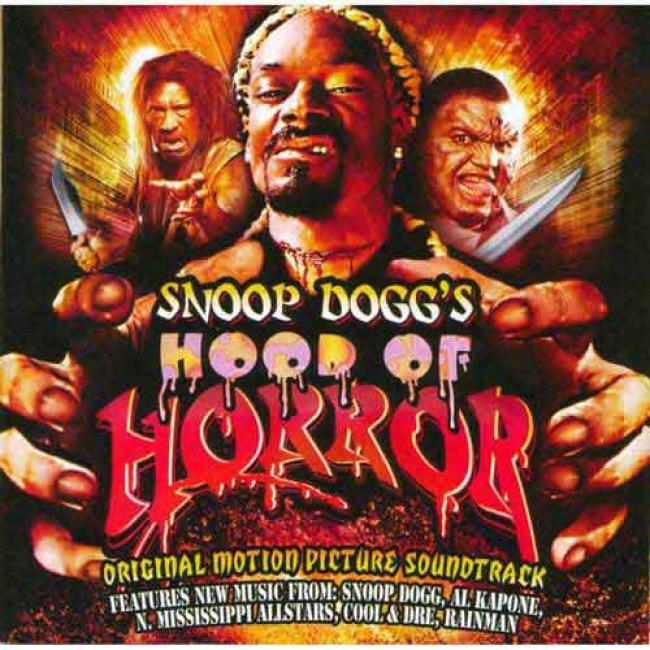 Snoop Dogg's Hood Of Horror Soundtrack (edited)