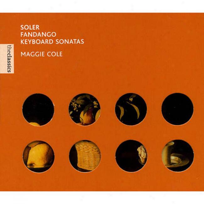 Soler: Fandango/keyboard Sonatas (vd Slipcase)