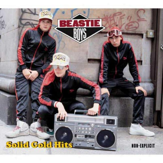 Solid Gold Hits (edited) (digi-pak) (remaster)