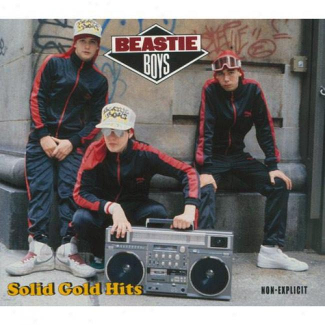 Solid Gold Hits (edited) (includes Dvd) (digi-pak)