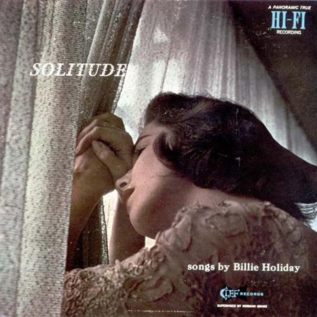 Solitude: Billie Holiday Story, Vol.2 (remaster)