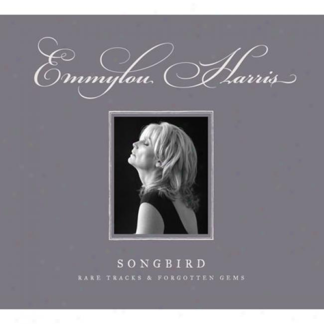 Songbird: Rarre Tracks & Forgotten Gems (4 Disc Box Set) (includes Dvd)