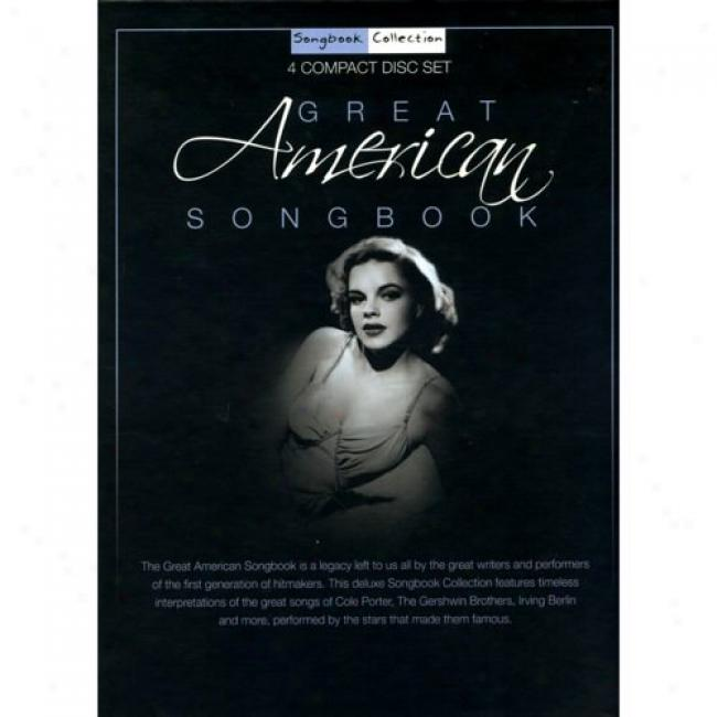 Songbook Collection: Great American Songbook (4 Disc Box Set)