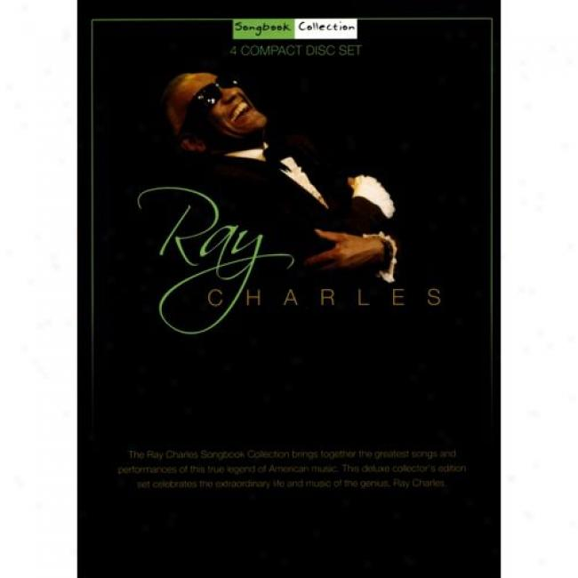 Songbook Collection: Ray Charles (4 Disc Box Set)