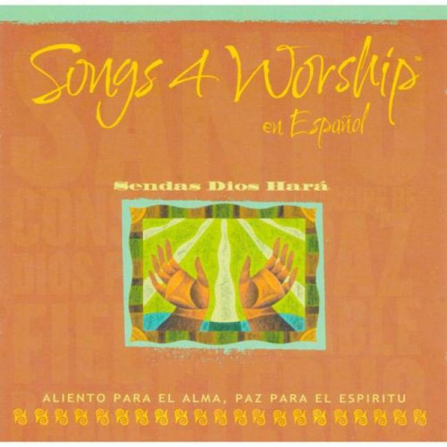 Songs 4 Worship En Espanol: Sendas Dios Hsra (2cd)
