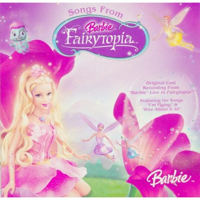 Songs From Barbie Fairytopia (wal-mart Sole)