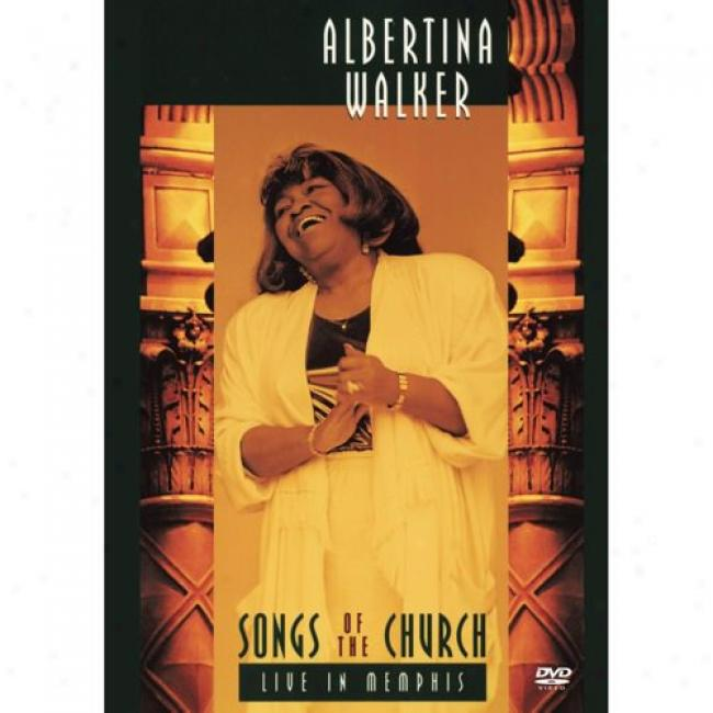 Songs Of The Church... Live In Memphis (music Dvd)