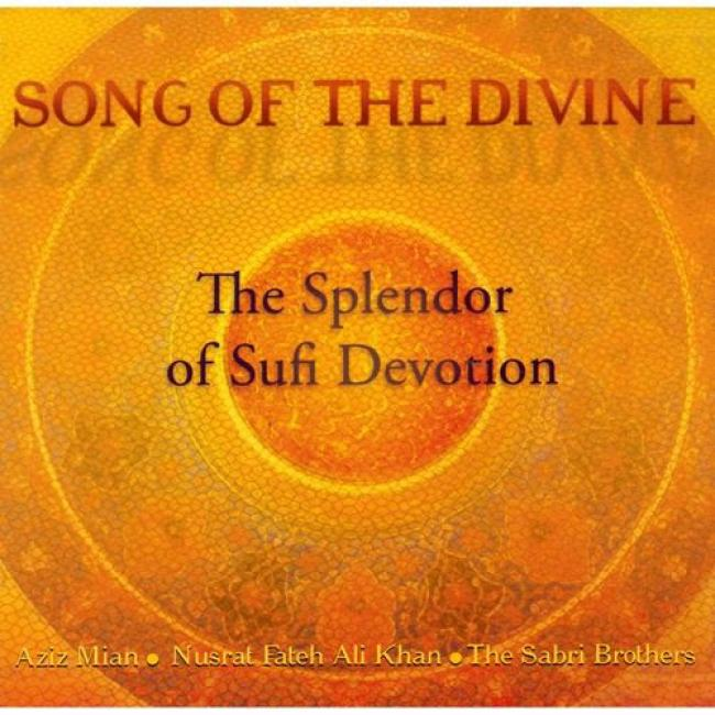 Songs Of The Divine: The Splendor Of Sufi Devotion (2ce)