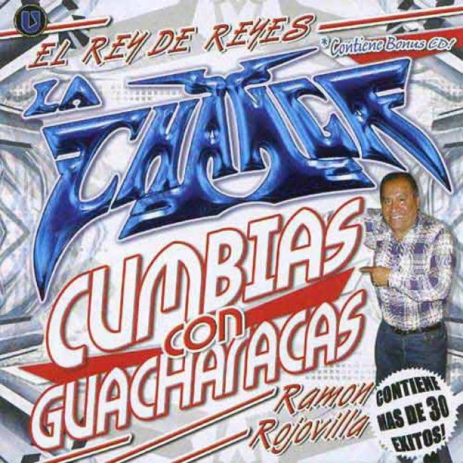 Sonido La Changa: Cumbias Con Guacharacas (2cd)