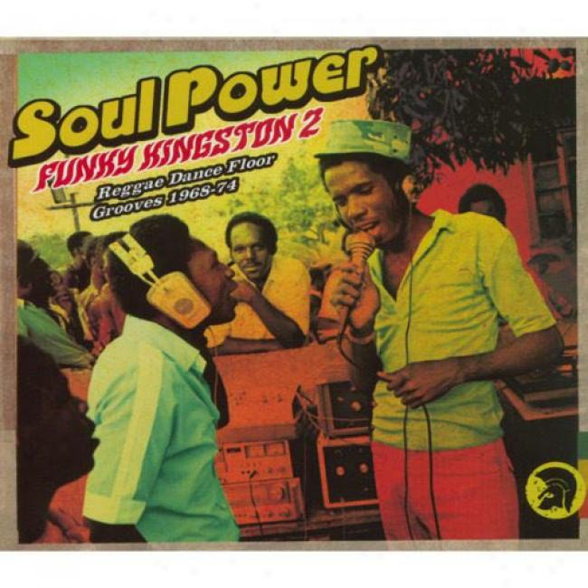 Soul Power: Funky Kingston 2 (cd Slipcase) (remaster)