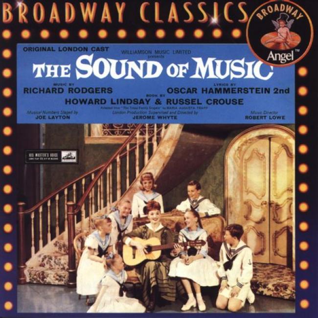 Sound Of Music Soundtrack (original Cast Recording-1)