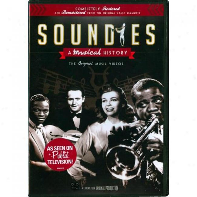 Soundies: A Musical History (music Dvd) (amaray Case)