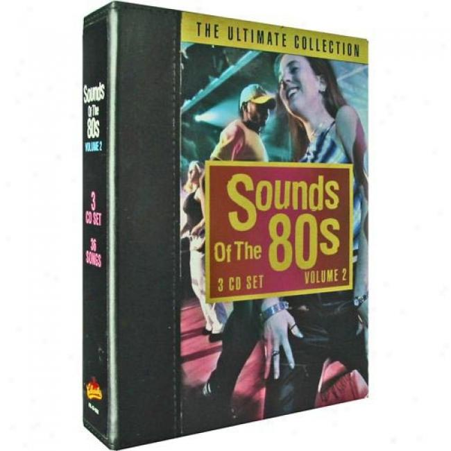 Sounds Of The 80's, Vol.2 (3 Disc Box Set) (remaster)