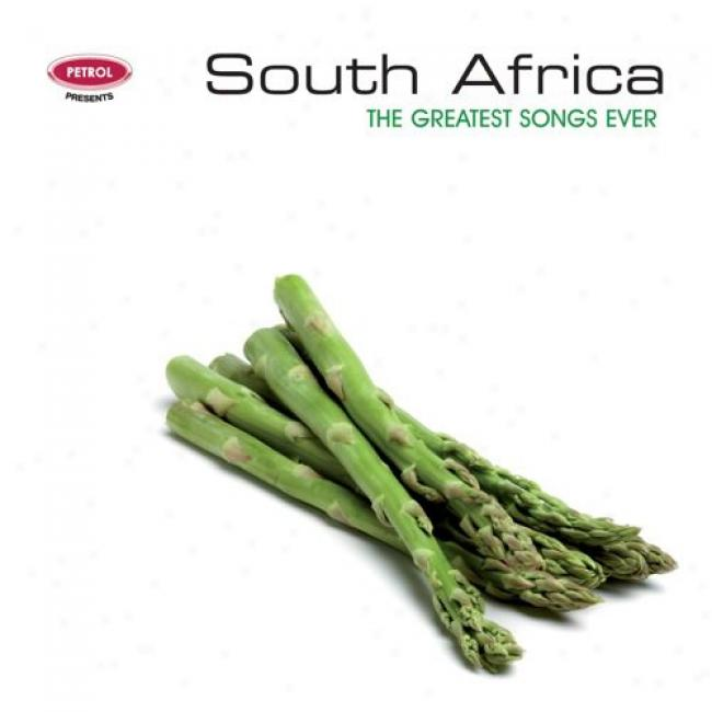 South Arfica: The Greatest Songs Ever (cd Slipcase)