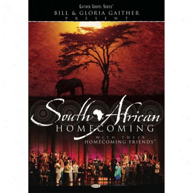 South African Homecoming (music Dvd) (jewel Cse)